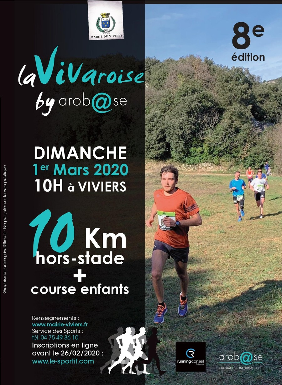 Course La Vivaroise by Arob@se