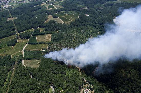COVID-19 - Interdiction exceptionnelle d'emploi du feu